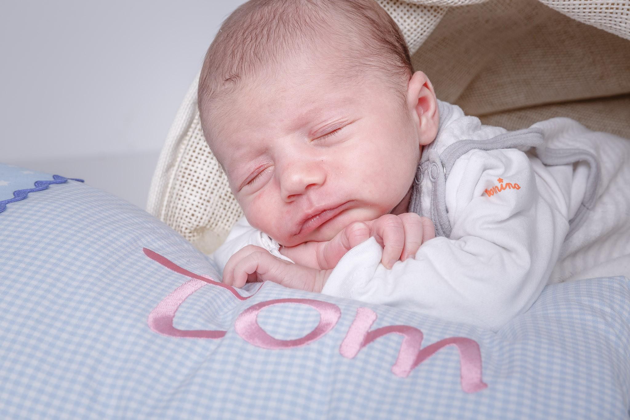 Axel Breuer - Babyfotograf in Rees
